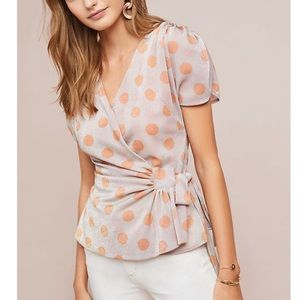 NWT Anthropologie Sweetwater Top
